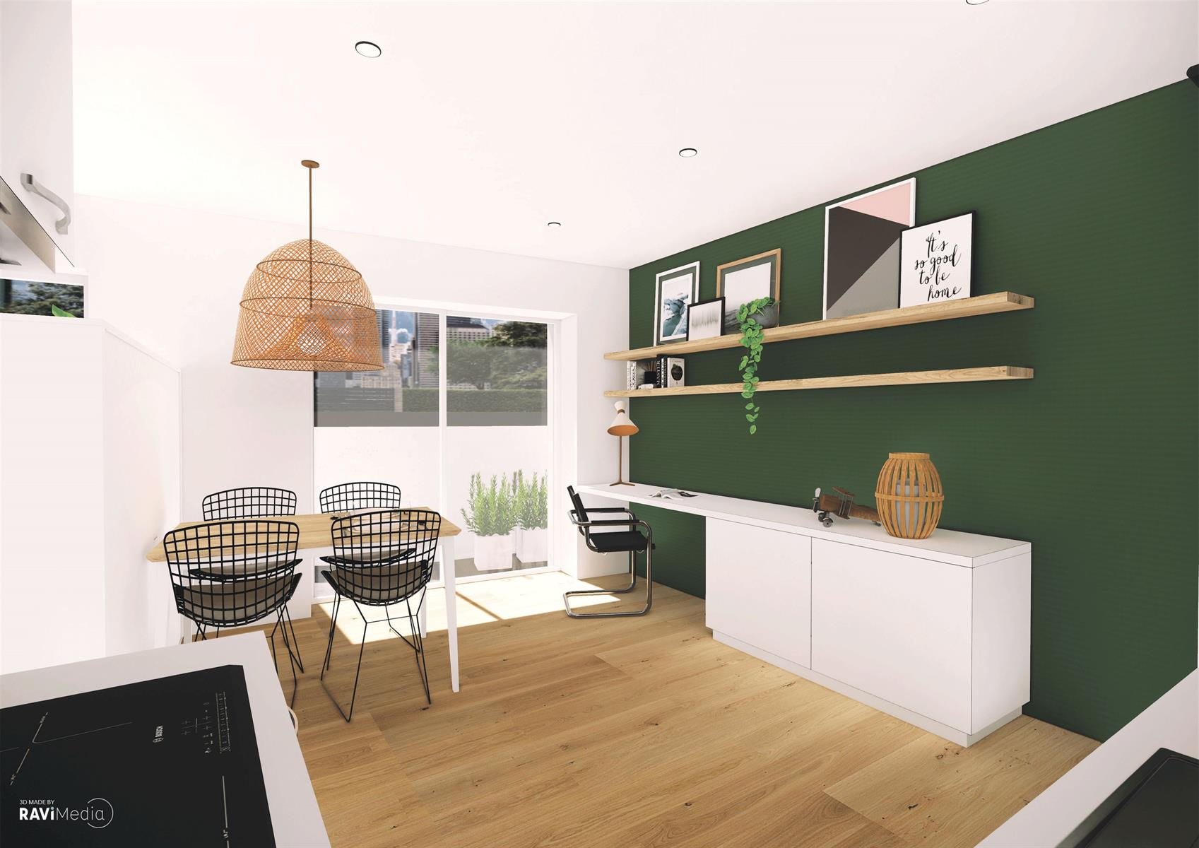 Studio - Auderghem - #3986410-1