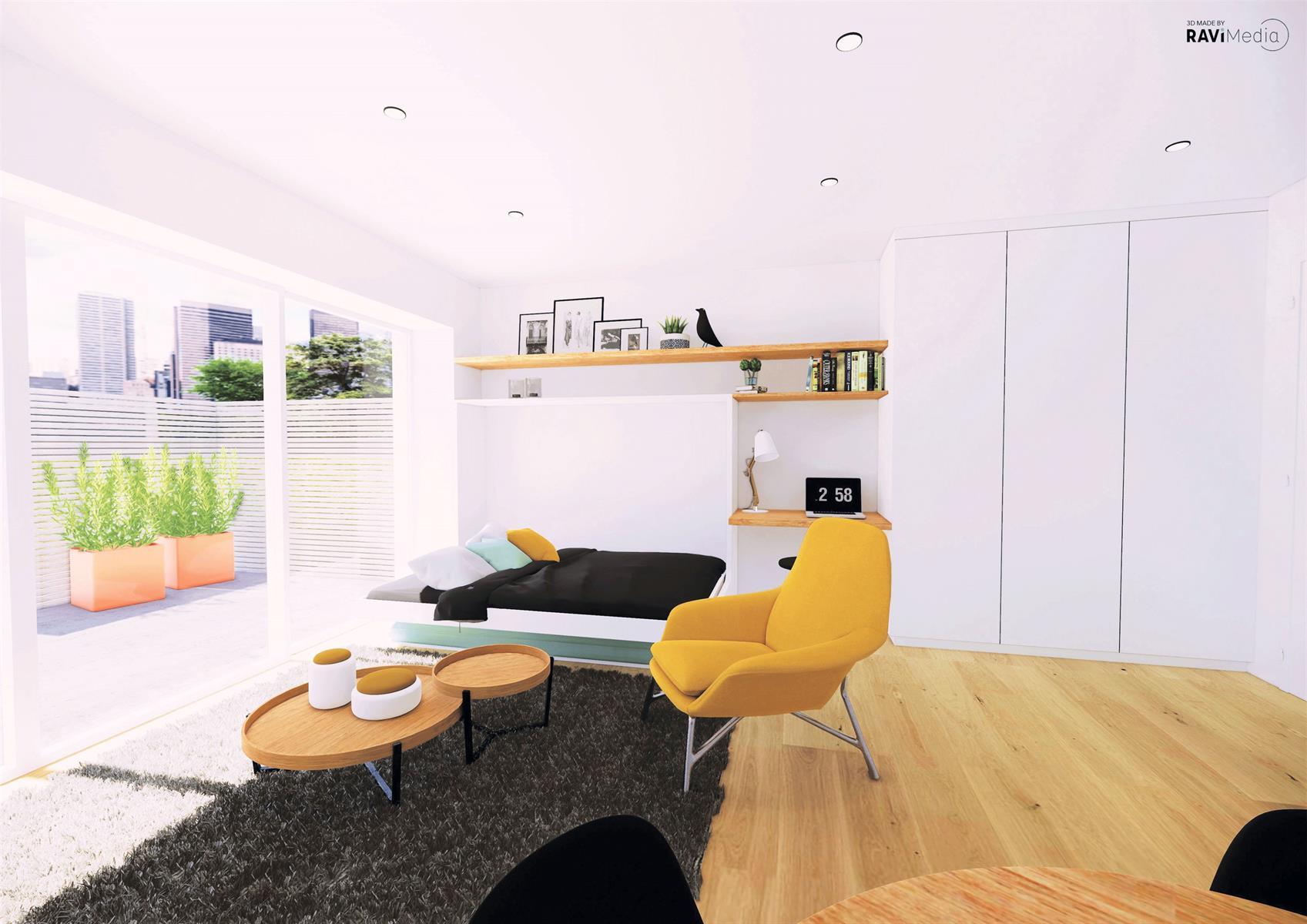 Studio - Auderghem - #3986489-2