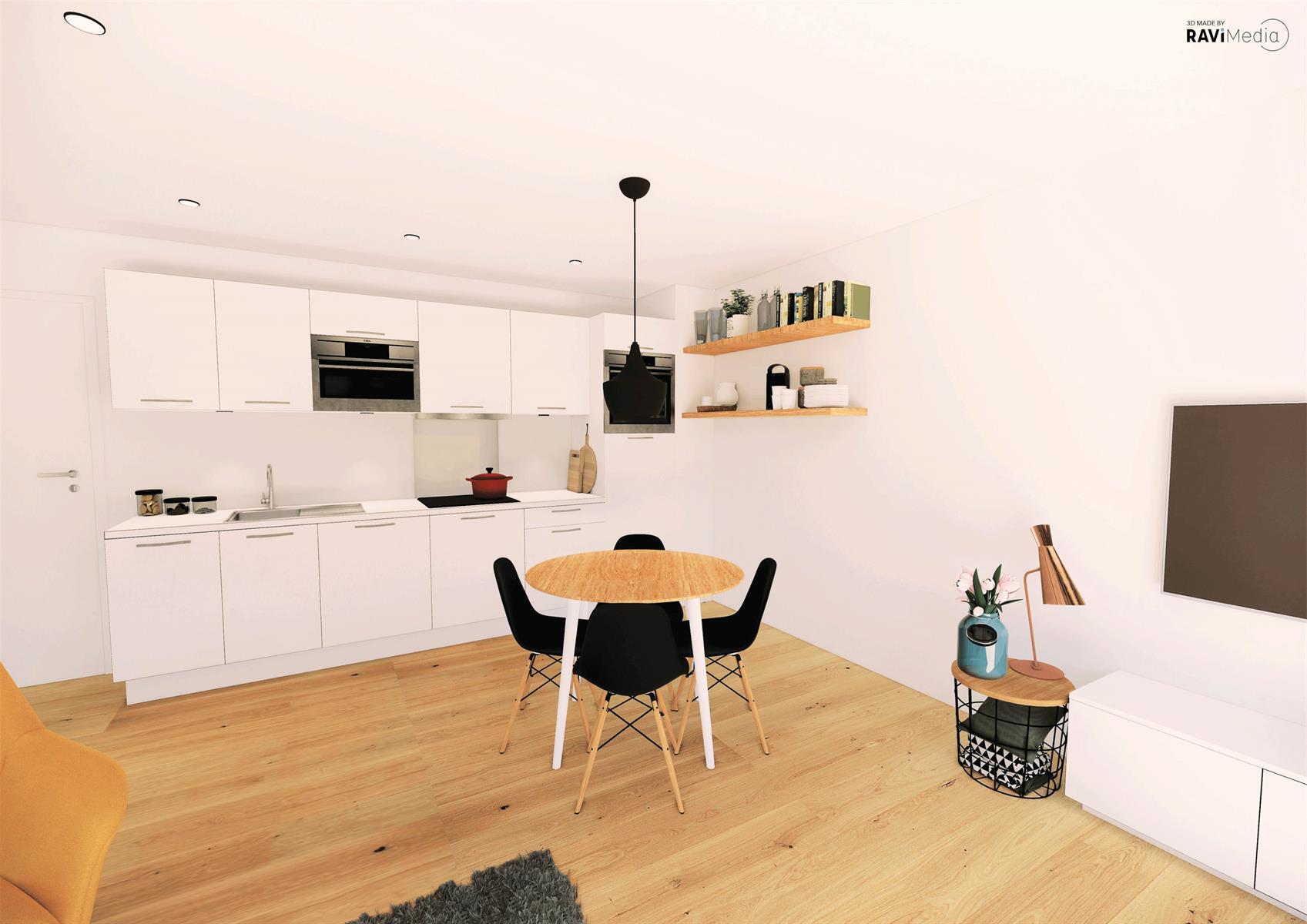 Studio - Auderghem - #3986489-3