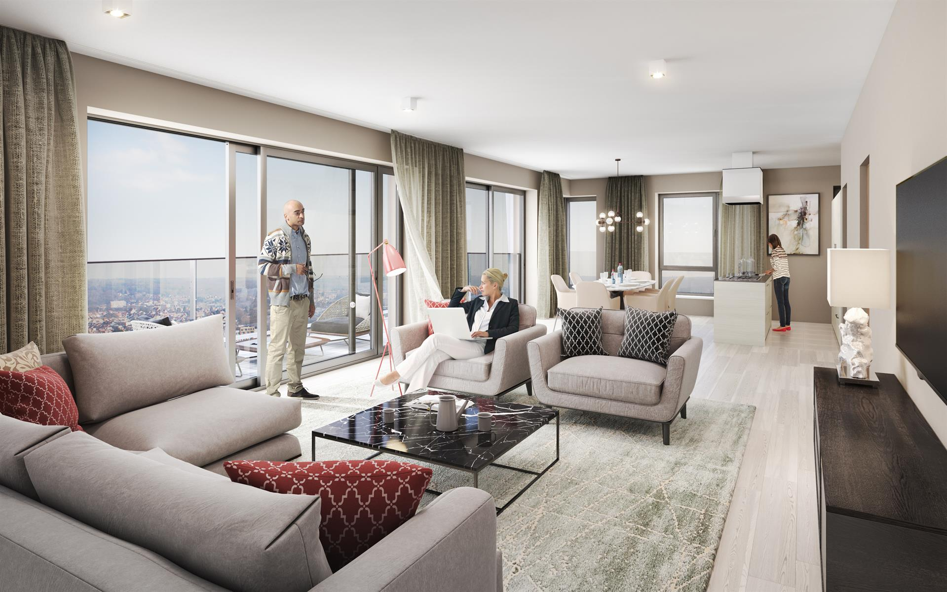 Appartement - Auderghem - #3986530-4