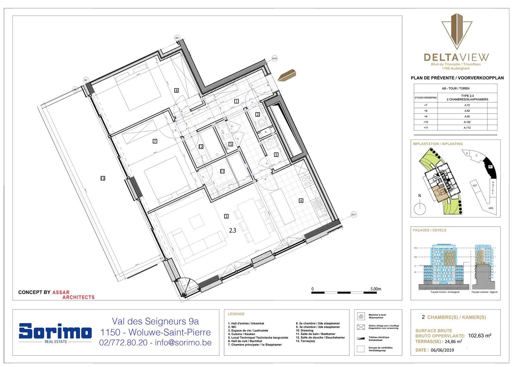 Appartement - Auderghem - #3986530-16