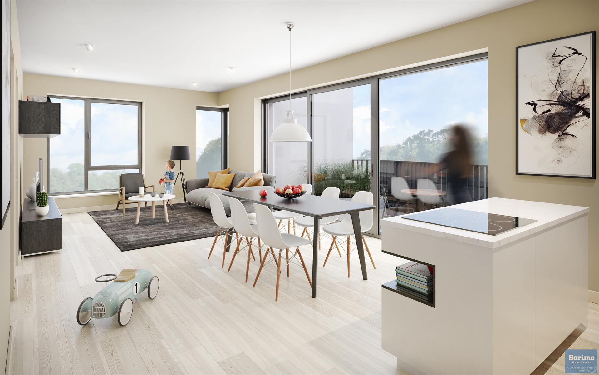 Appartement - Auderghem - #3986544-0