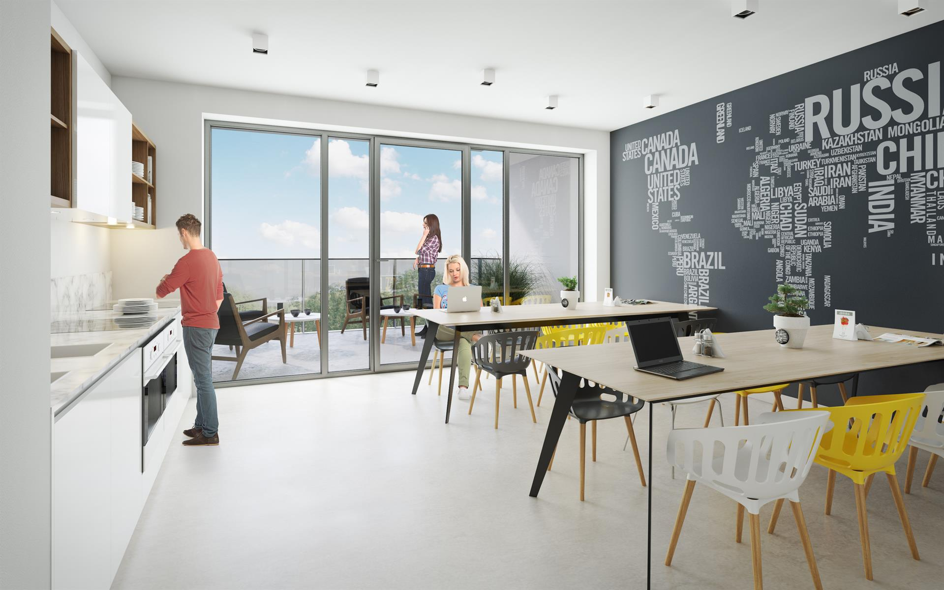 Appartement - Auderghem - #3986544-4