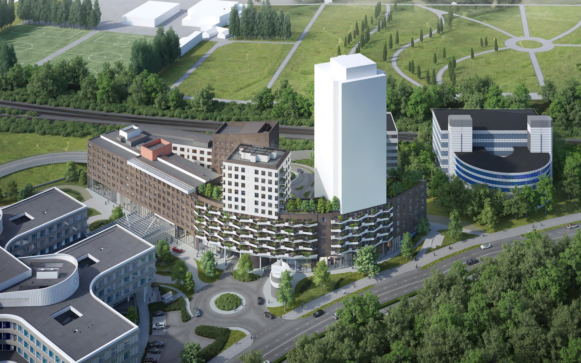 Appartement - Auderghem - #3987397-1