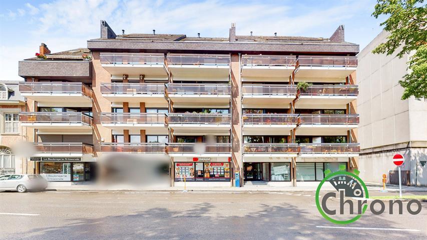 SOUS-OPTION !! Spacieux appartement - 2 chambres - terrasse - parking