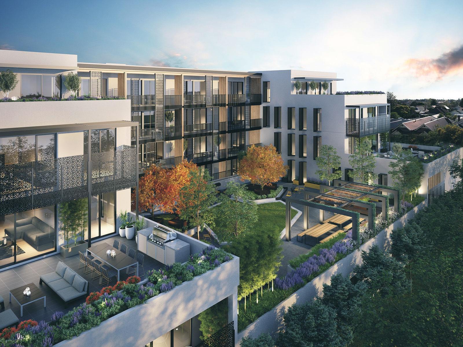 Appartement - Woluwe-Saint-Pierre - #4419849-1