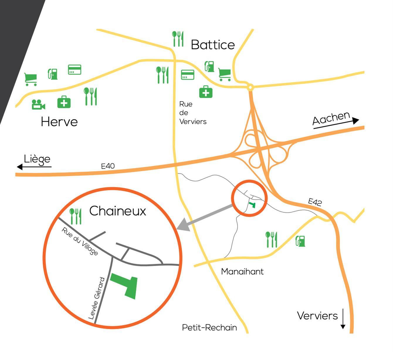 Clos du nouveau Chêne - Herve - #4103263-20