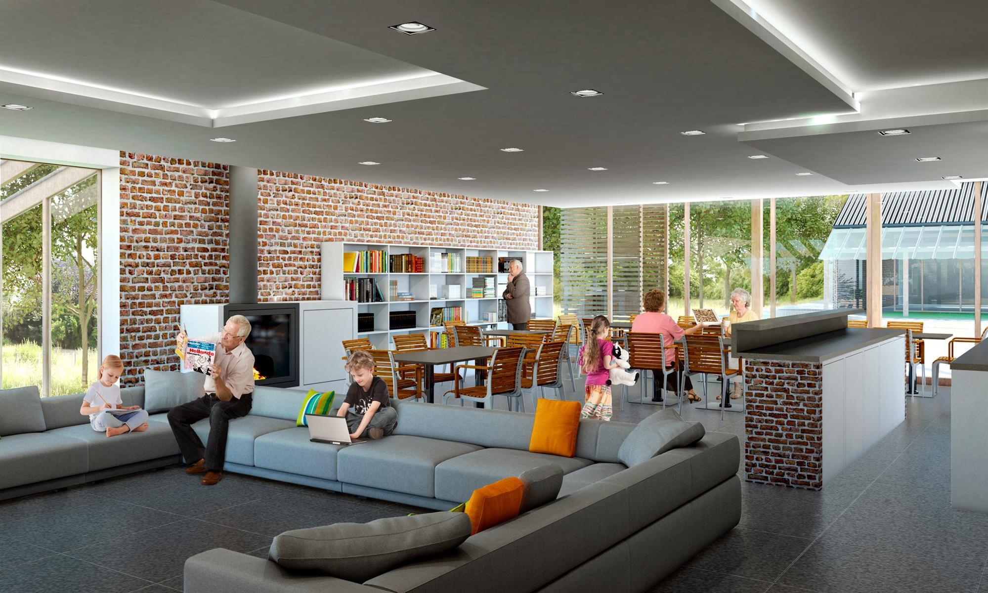Appartement avec jardin - Herve - #4104109-14