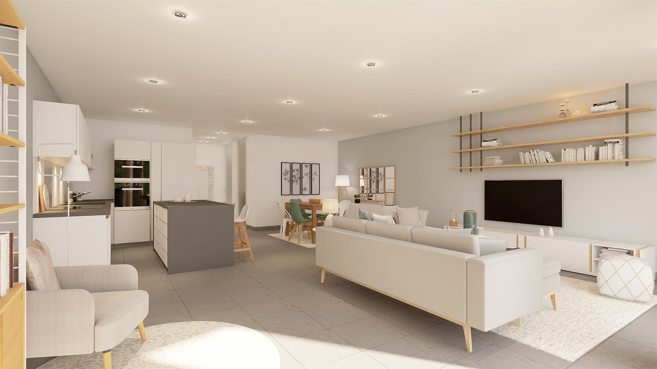 Appartement avec jardin - Herve - #4104109-1