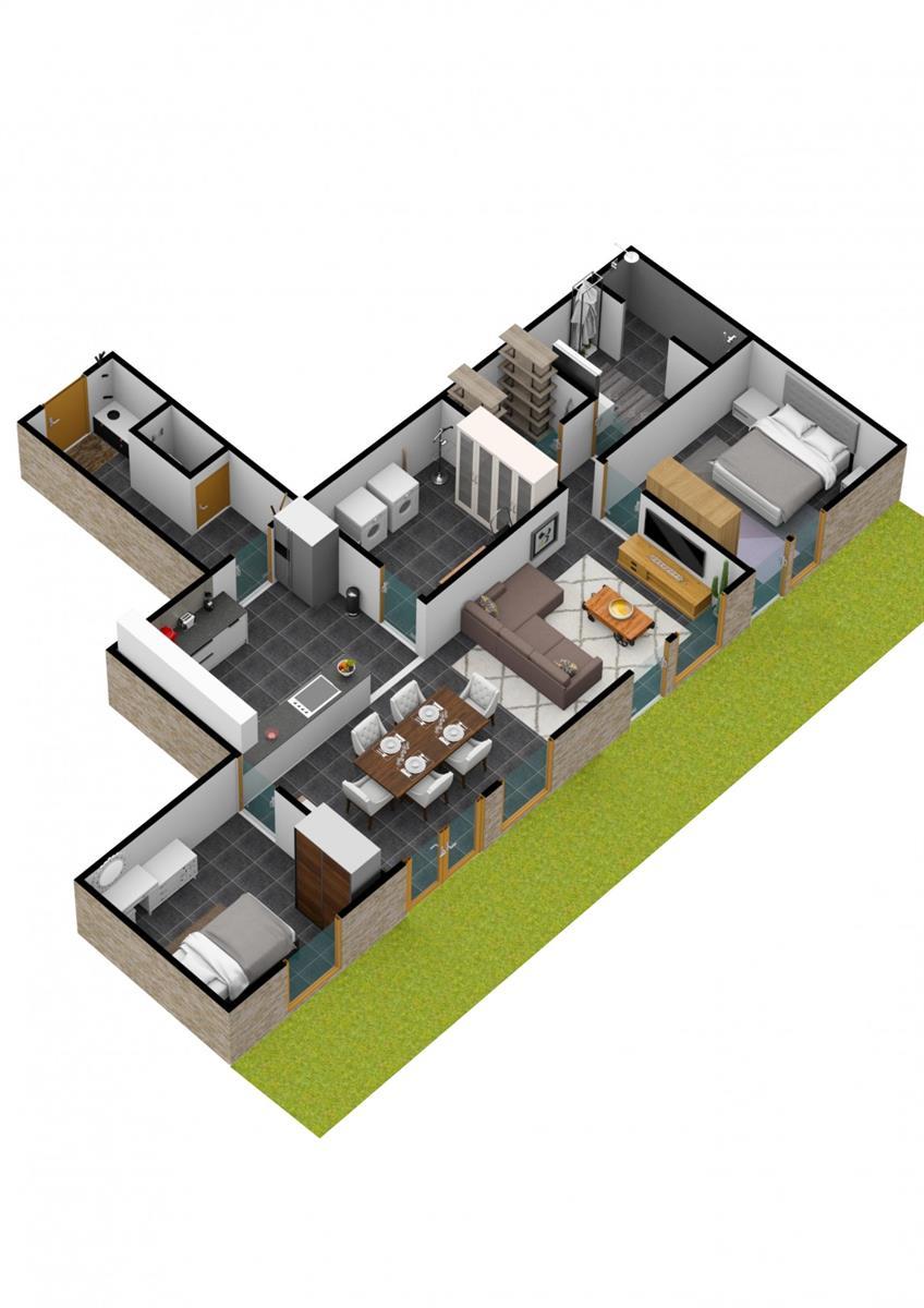 Appartement avec jardin - Herve - #4104109-7