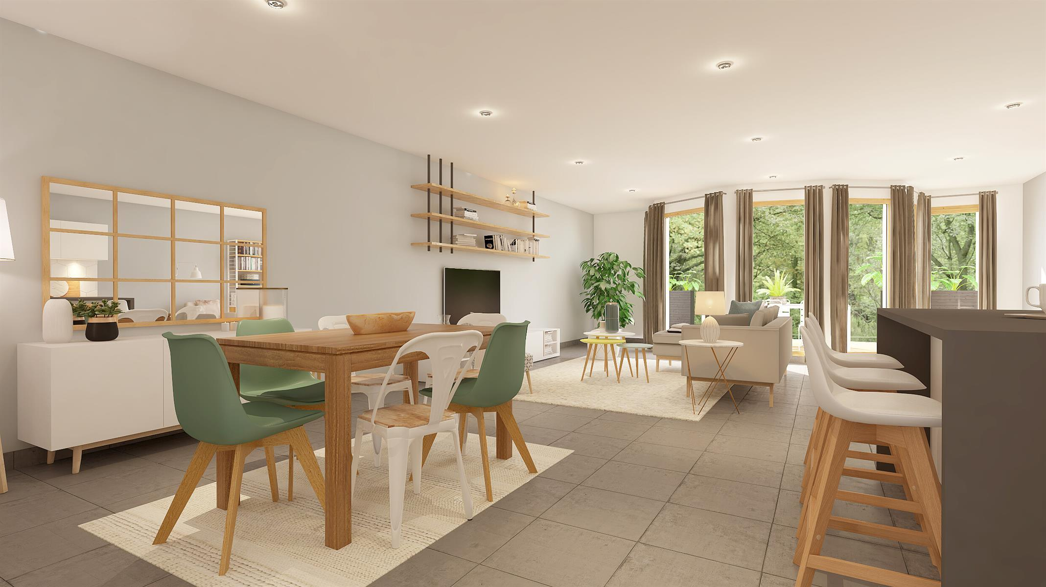 Appartement avec jardin - Herve - #4104109-2