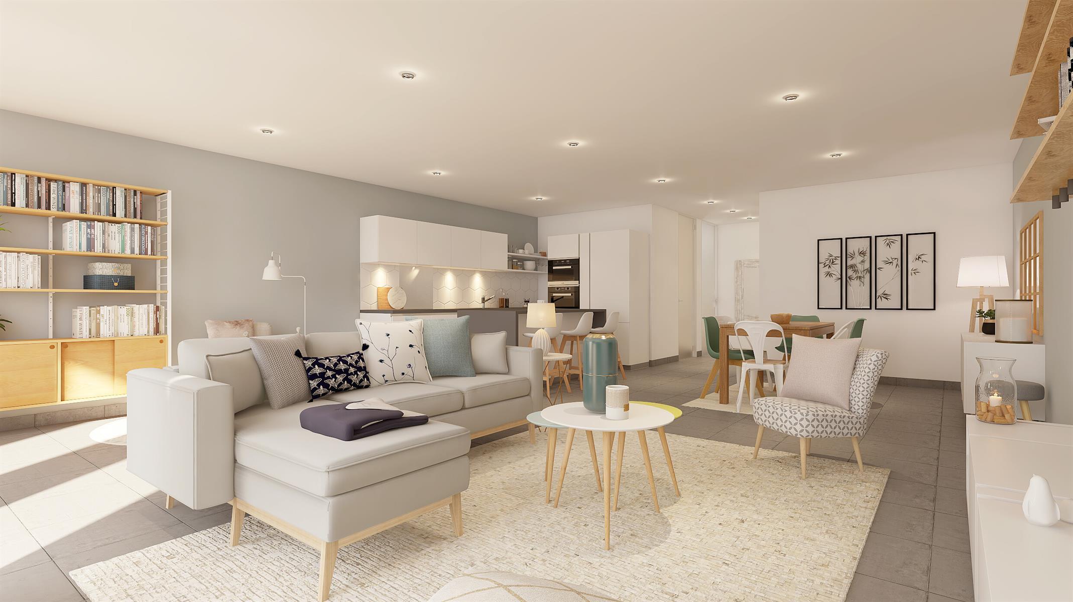 Appartement avec jardin - Herve - #4104109-0