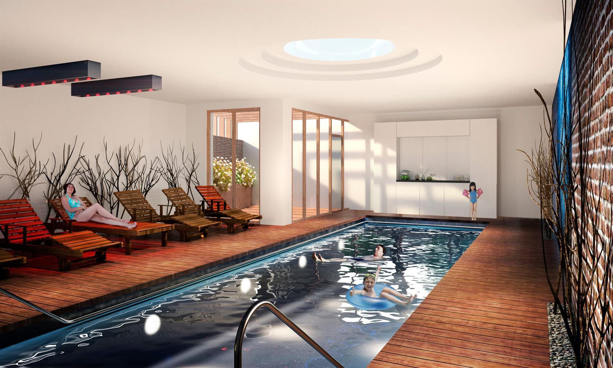 Appartement avec jardin - Herve - #4104109-13