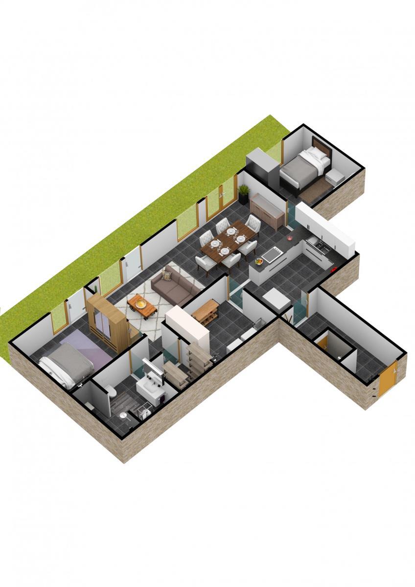 Appartement avec jardin - Herve - #4104109-8
