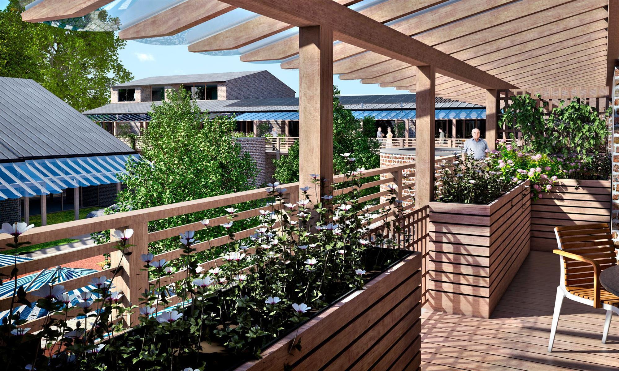 Appartement avec jardin - Herve - #4104139-12
