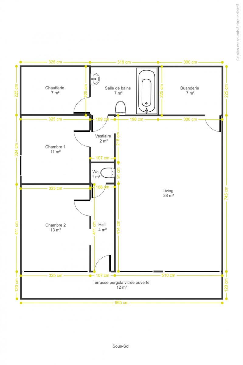 Appartement avec jardin - Herve - #4104139-9
