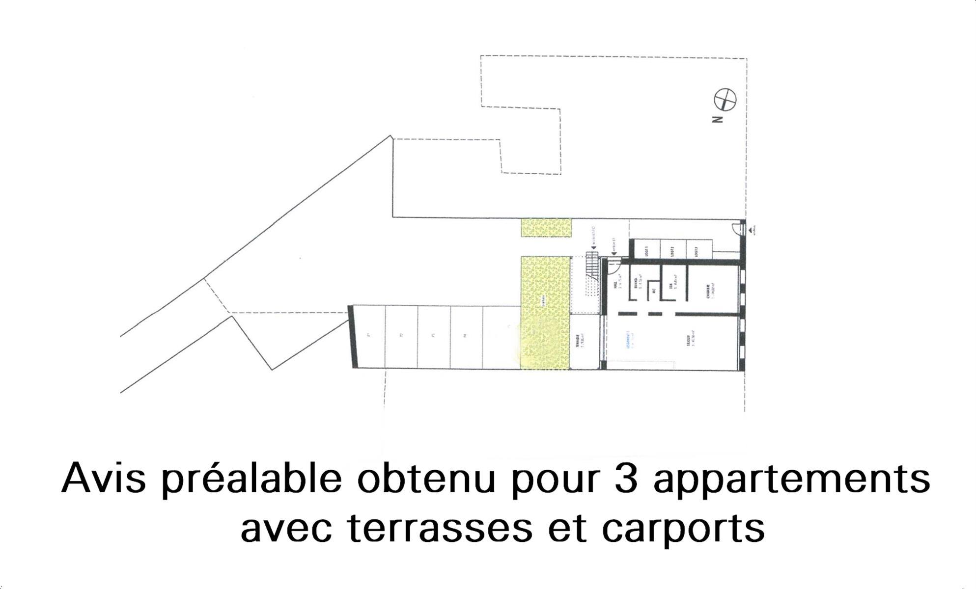 Immeuble à appartements - Herve - #4225197-1