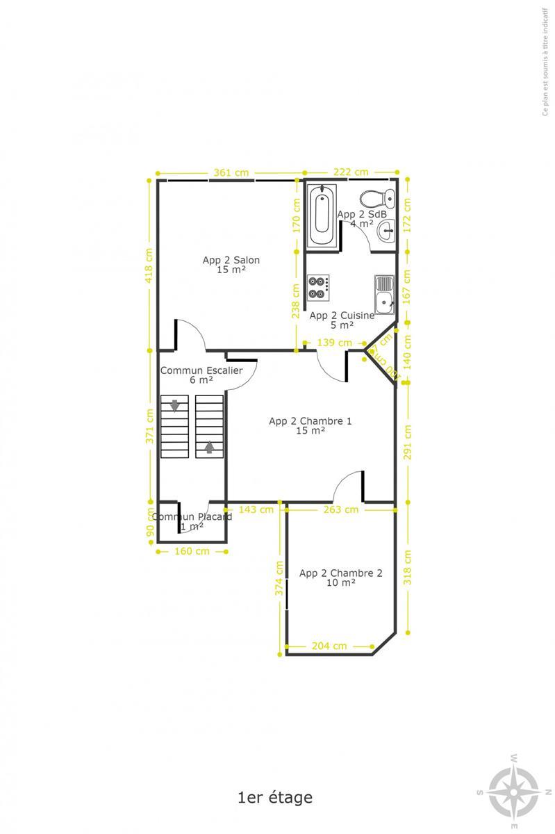 Immeuble à appartements - Verviers - #4249610-9