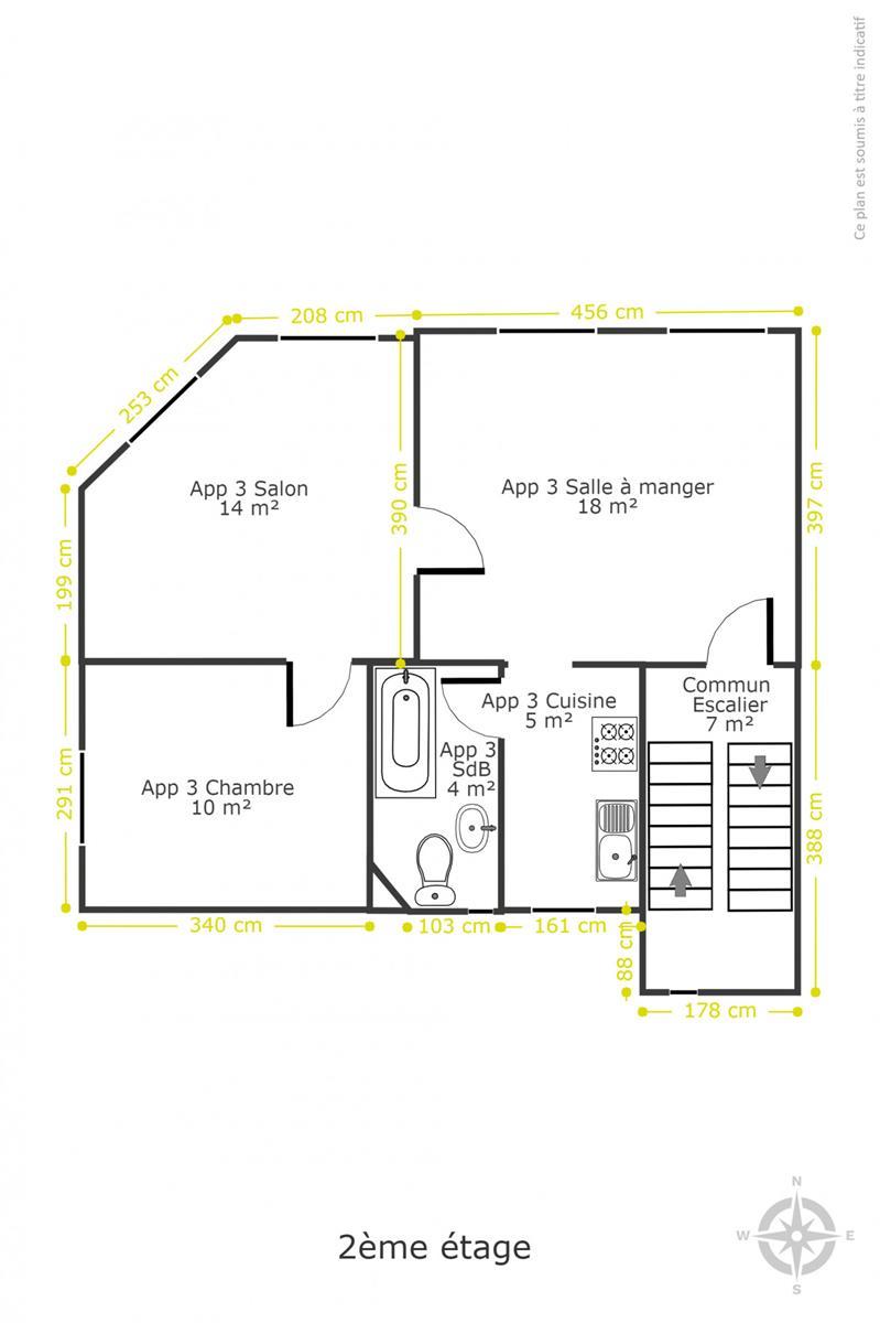 Immeuble à appartements - Verviers - #4249618-22