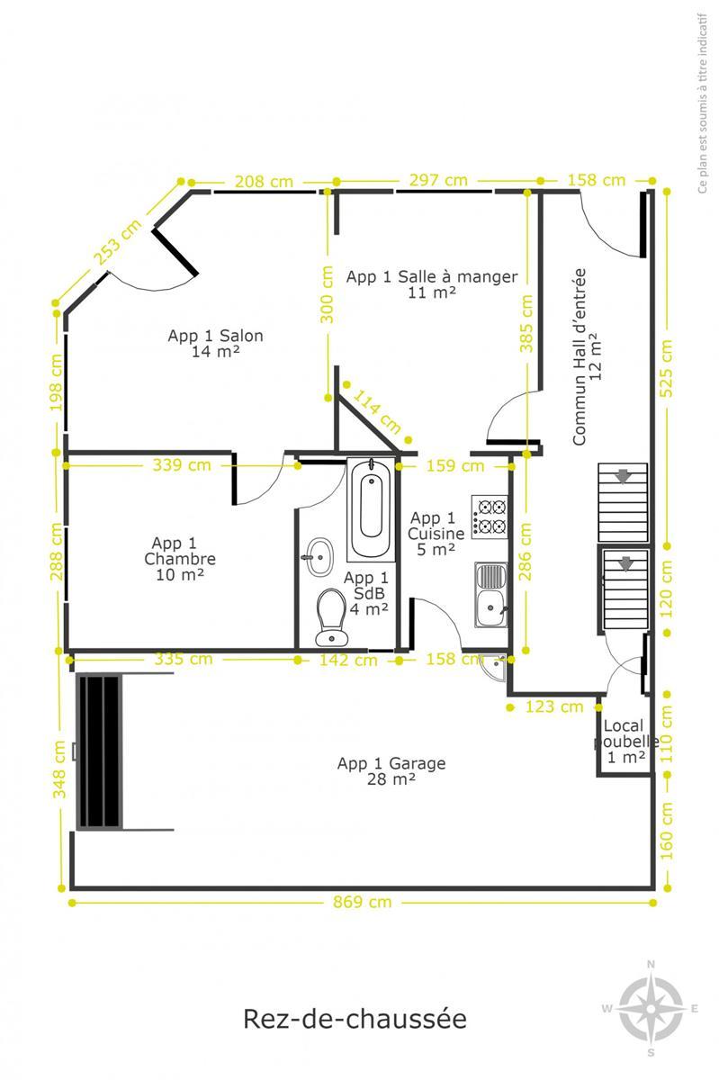 Immeuble à appartements - Verviers - #4249618-8