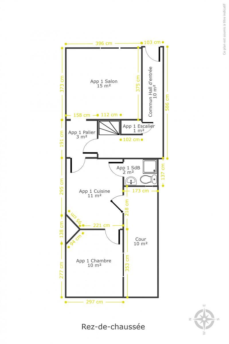 Immeuble à appartements - Verviers - #4249620-3