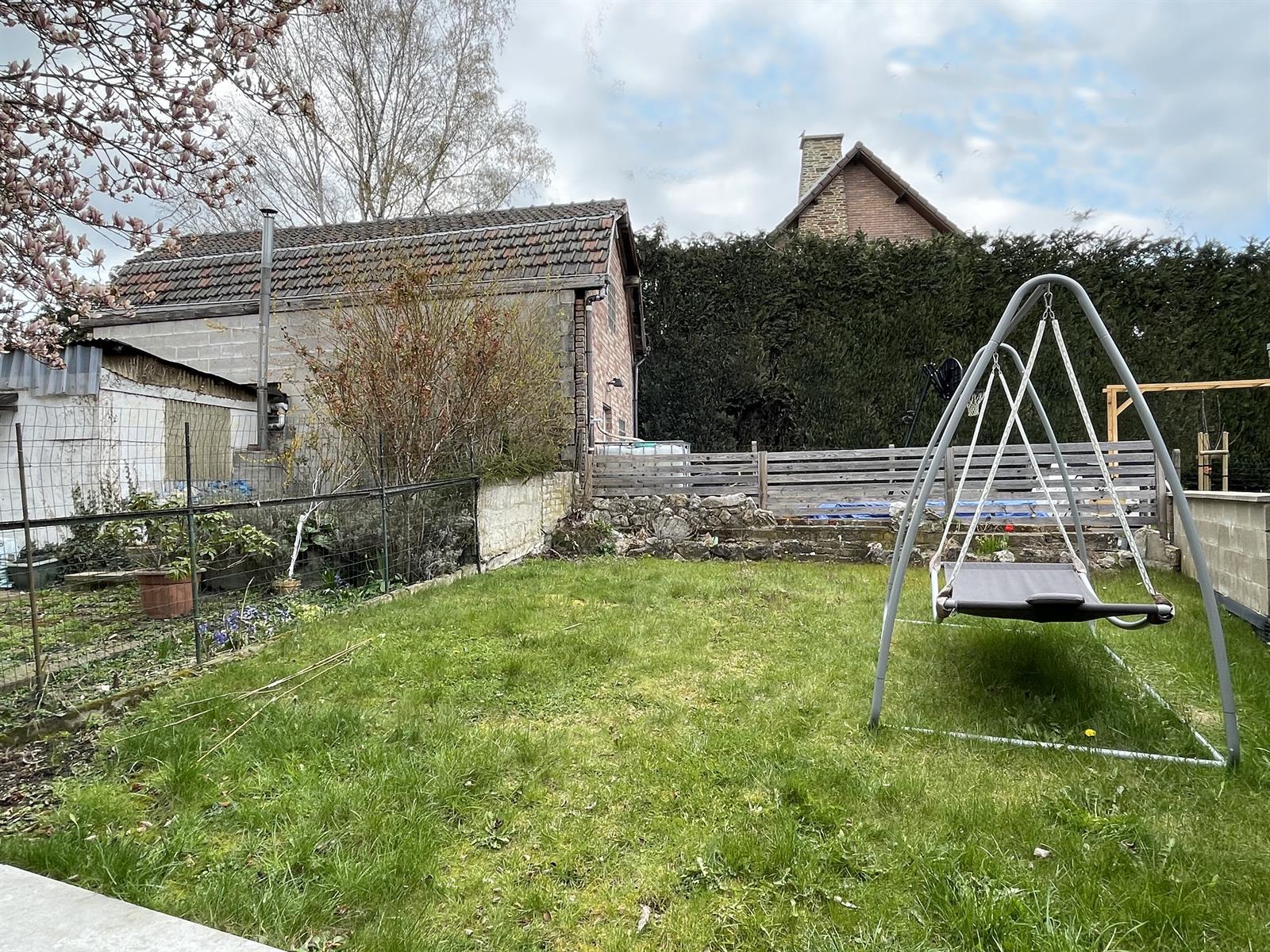 Appartement avec jardin - Pepinster Wegnez - #4330519-7