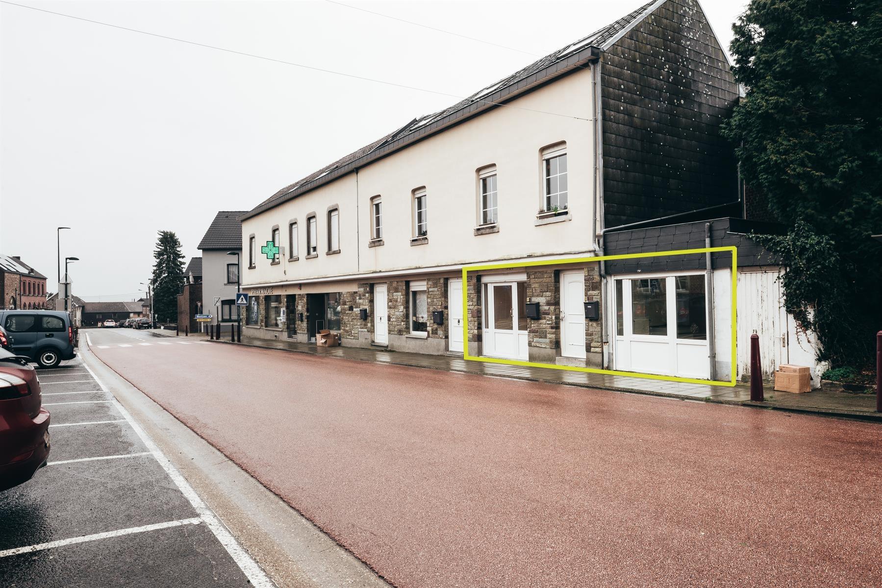 Rez commercial - Plombières Hombourg - #4364579-8