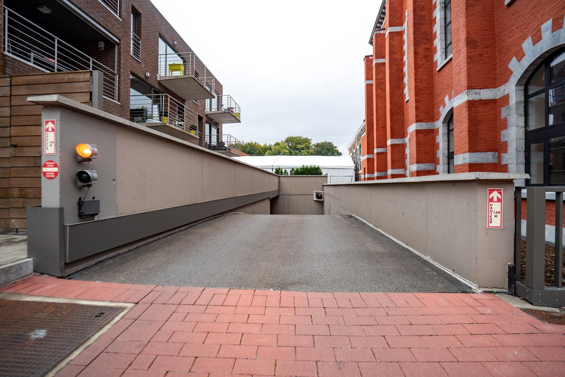 Parking intérieur - Herve - #4537233-3