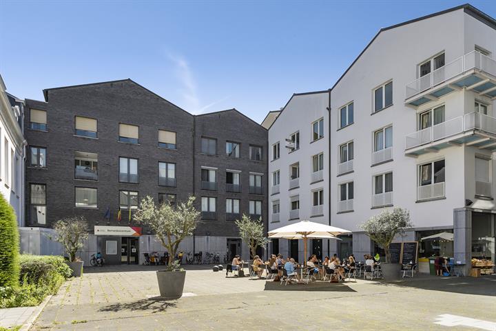 Luxe appartement van 98m² met garagebox in hartje Antwerpen!