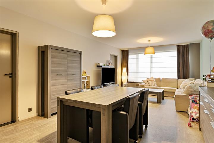 Starters appartement met 2 slaapkamers.