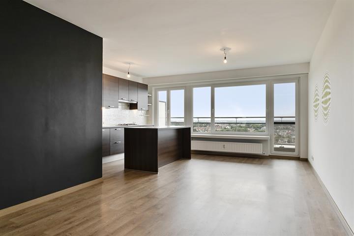 Appartement met 2 terrassen en prachtig zicht.
