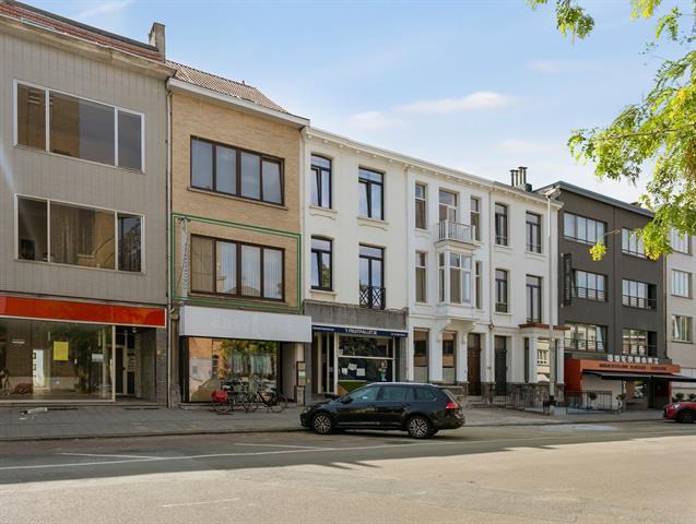 Appartement met 1 slaapkamer en terras te Pulhof.