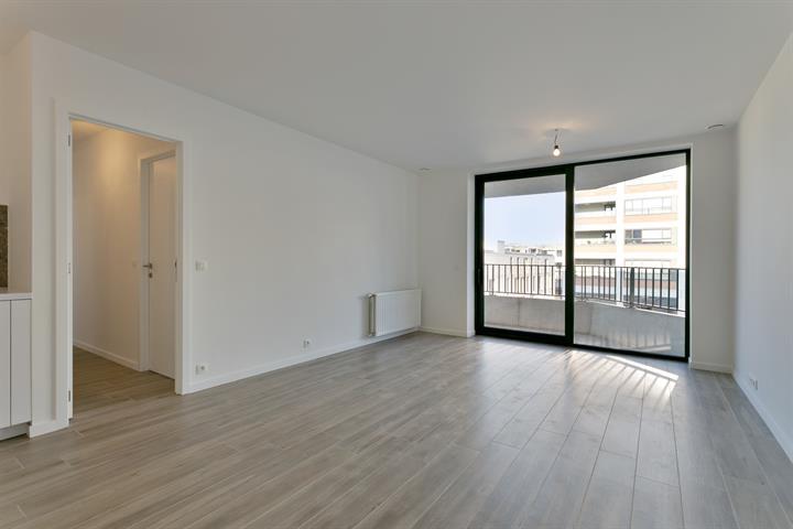 Nieuwbouwappartement met twee slaapkamers en ruim terras!