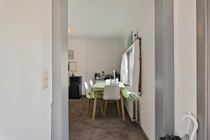 Bemeubeld één-slaapkamer appartement!