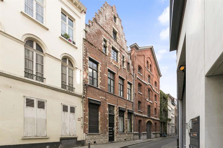 Eén-slaapkamer appartement in het historisch centrum.