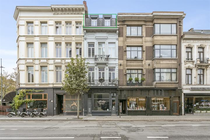 Gezellig appartement in het centrum van Antwerpen!