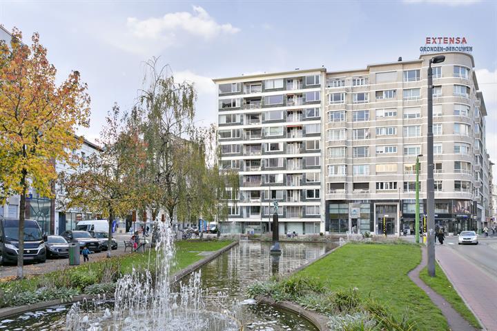 Gezellig 2-slaapkamer appartement in het centrum van Antwerpen