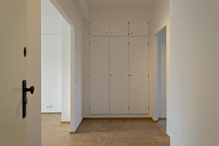 Hoogwaardig gerenoveerd appartement in hartje Antwerpen!