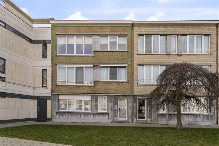 2-slaapkamer appartement met terras in Expo wijk!