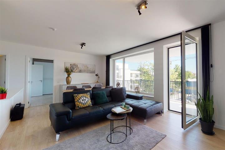 Prachtig nieuwbouw appartement met terras.