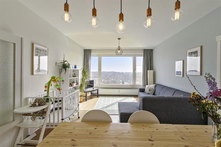 2-slaapkamer appartement met adembenemend uitzicht.