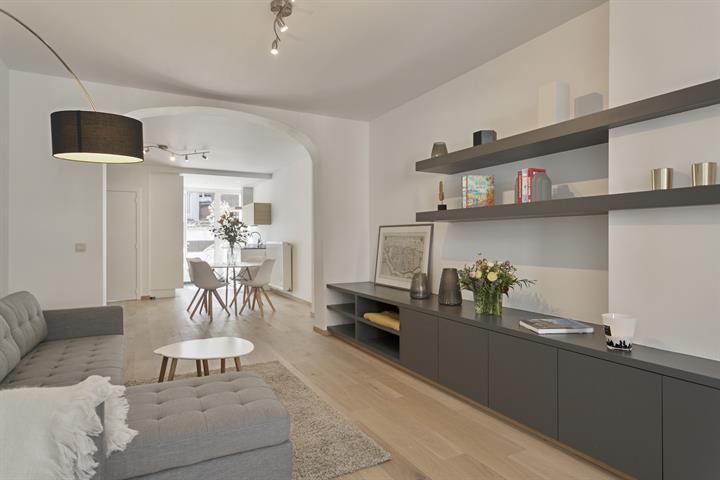 Gerenoveerd appartement in loft-stijl op toplocatie.