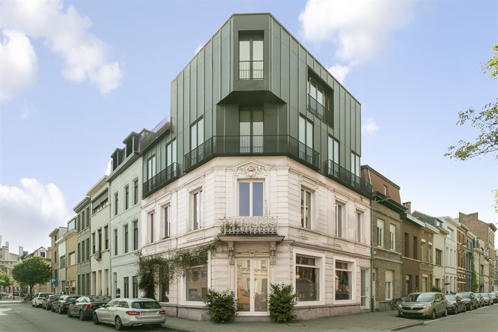 Veelzijdig duplex appartement nabij Park Spoor Noord!