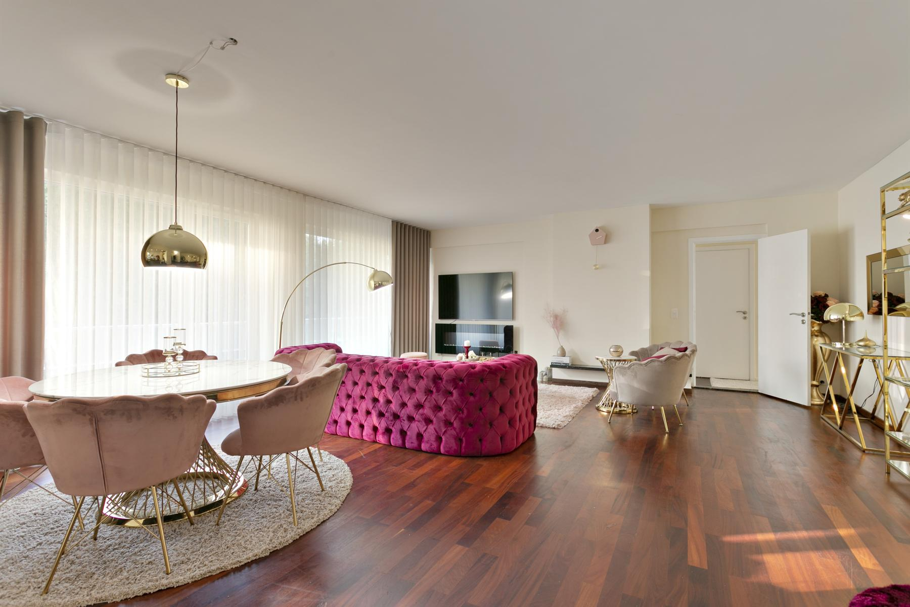 Zonovergoten appartement met terras van 17m².
