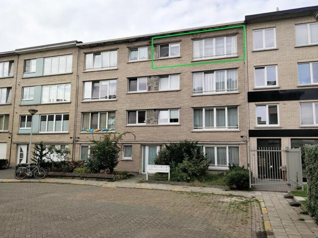 Twee-slaapkamer appartement met balkon.