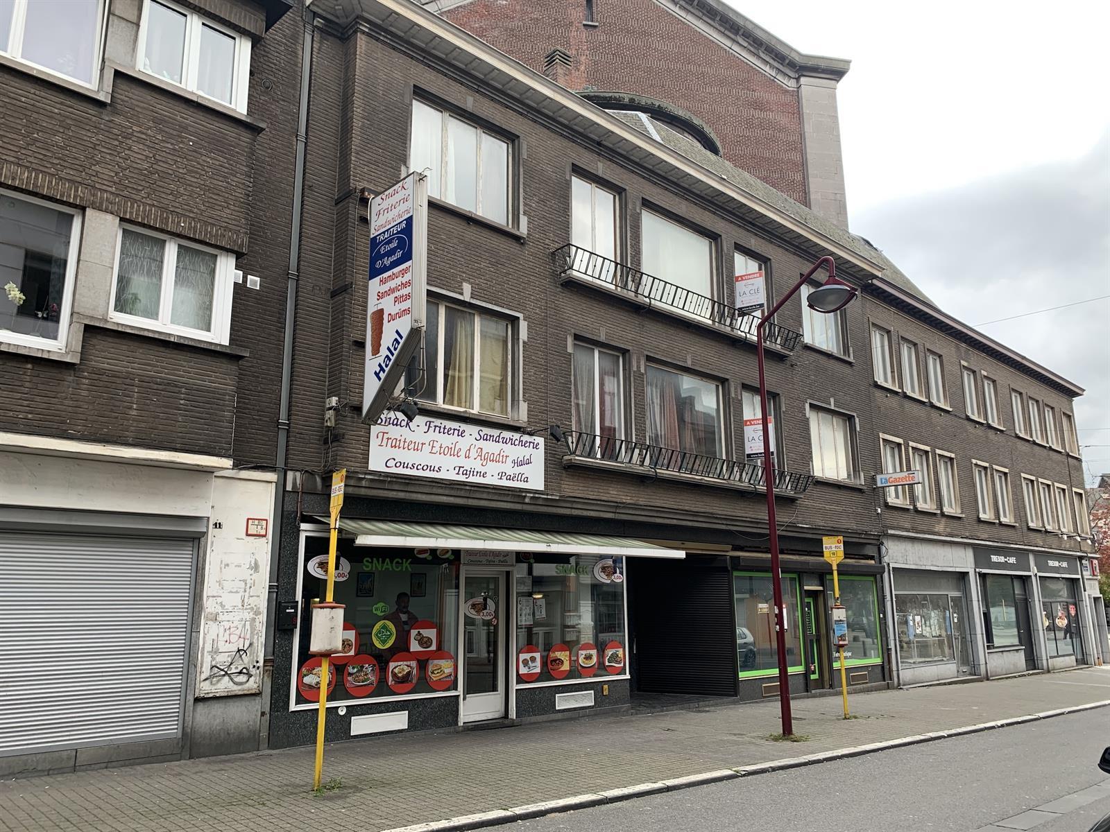 Immeuble à usage multiple - Charleroi - #4292206-0