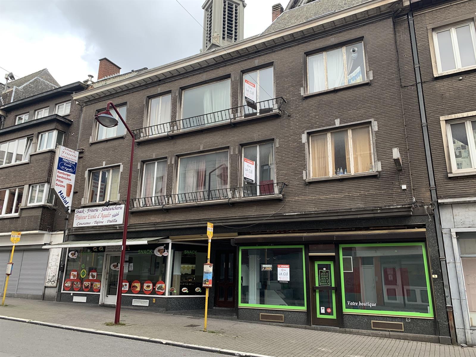 Immeuble à usage multiple - Charleroi - #4292206-1