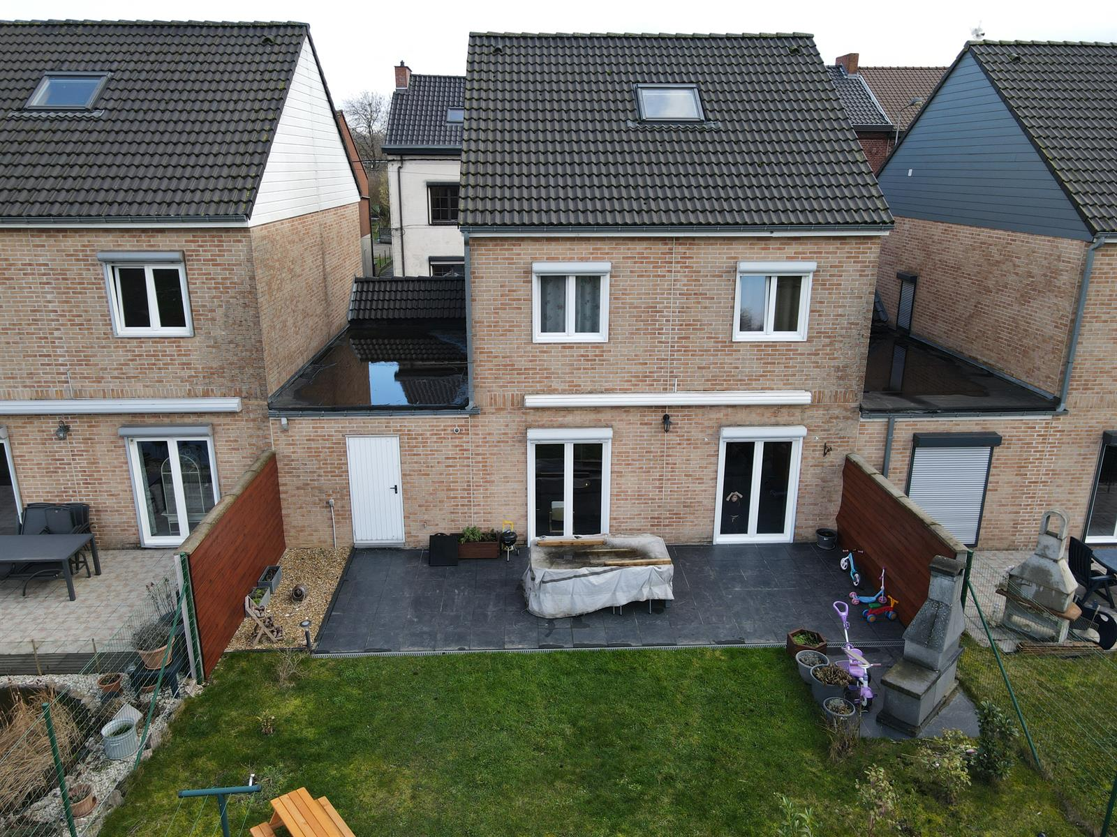 Maison - Charleroi - #4292230-1