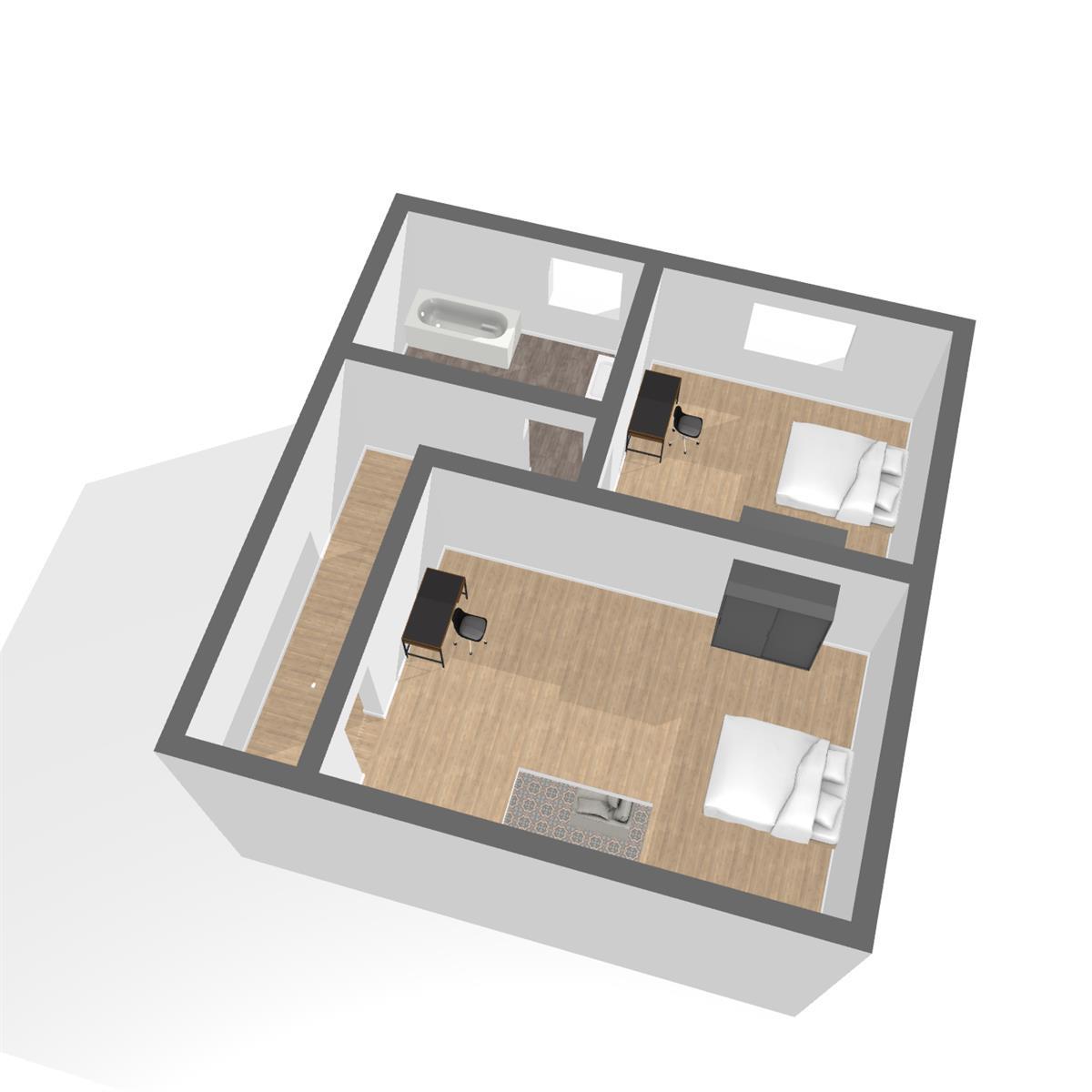 Immeuble à appartements - Tellin Resteigne - #4350216-18