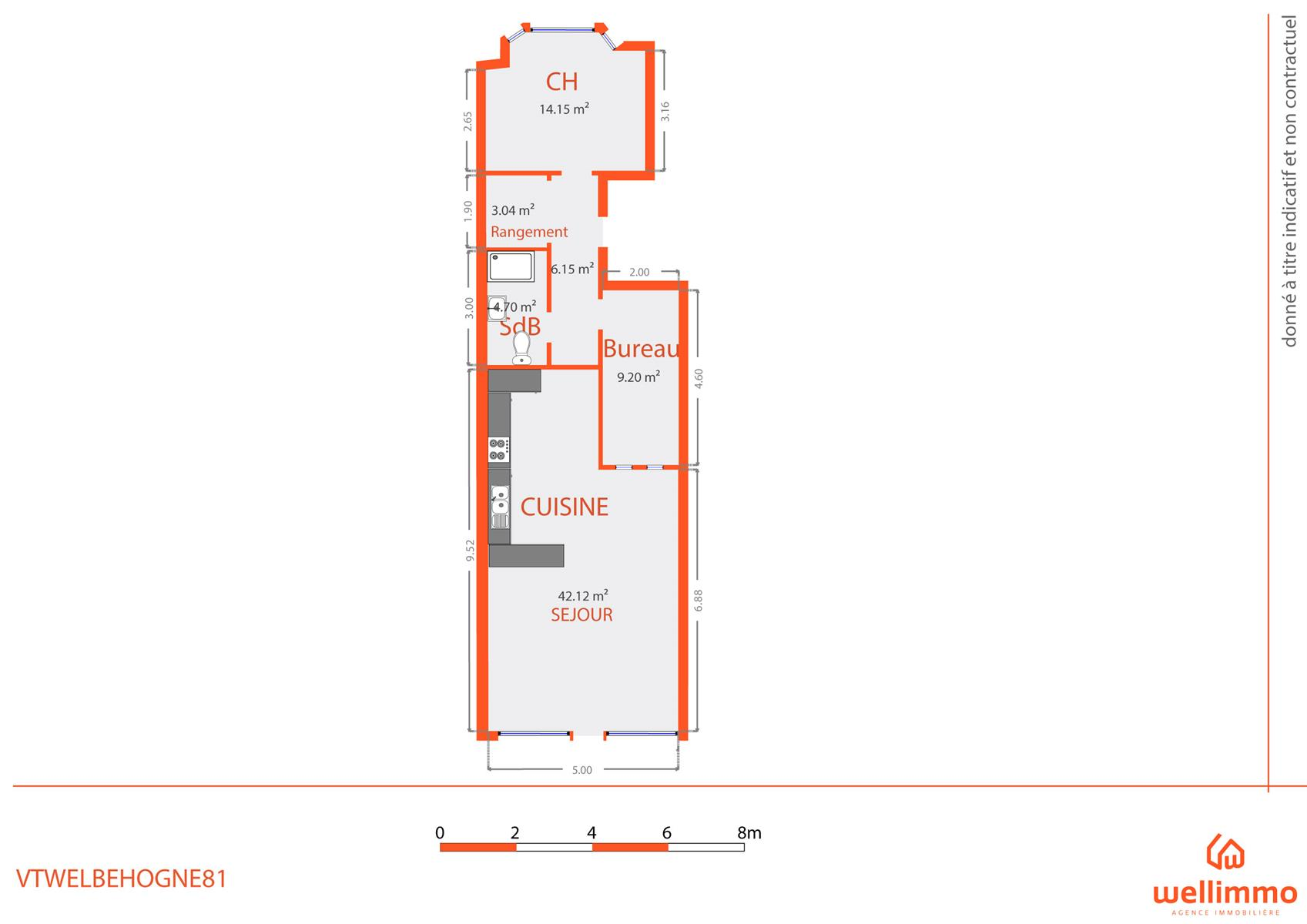 Appartement - Rochefort - #4350387-3